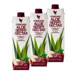 Forever Aloe Berry Nectar Trójpak
