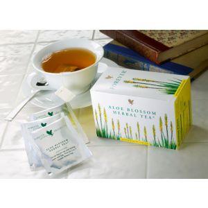 Herbatka z kwiatem aloesu Aloe Blossom Tea