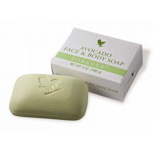 Mydło do Twarzy i Ciała Avocado Face&Body Soap