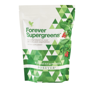 Forever SuperGreens - Miks zielonych warzyw i owoców